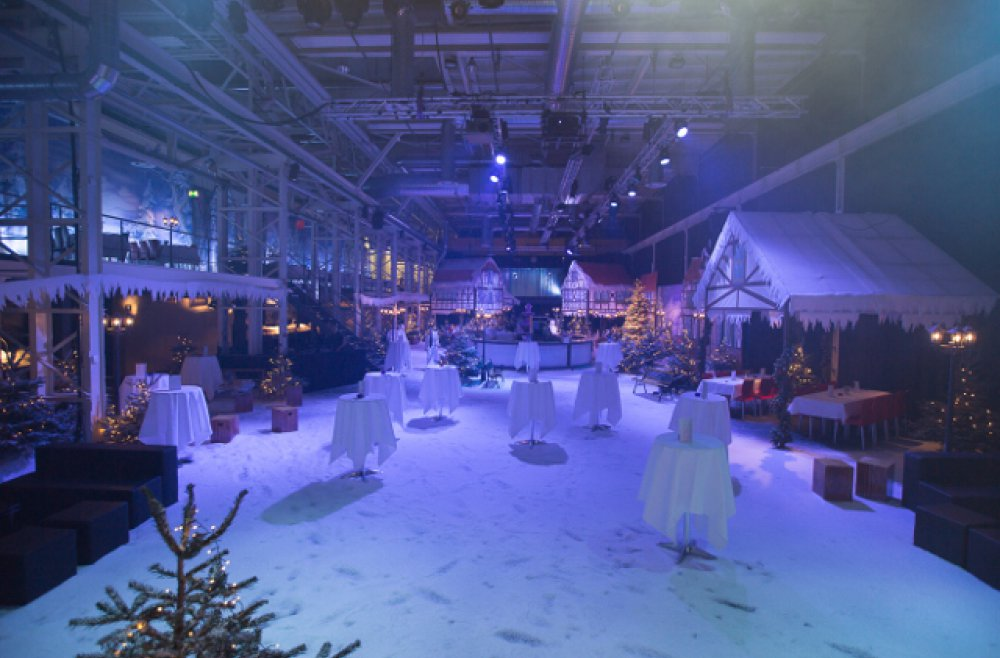 Stage One - Christmas Event 2012